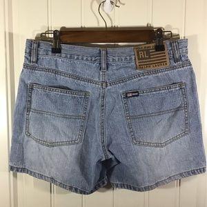 Vintage Ralph Lauren Denim Shorts.